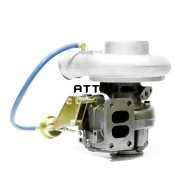 HX35W Engines 6BT Dodge RAM 5.9L T3 Flange Turbocharger (Compatible HX35W)